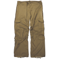 LOGO_Women's Brown Vintage Paratrooper Fatigue pants