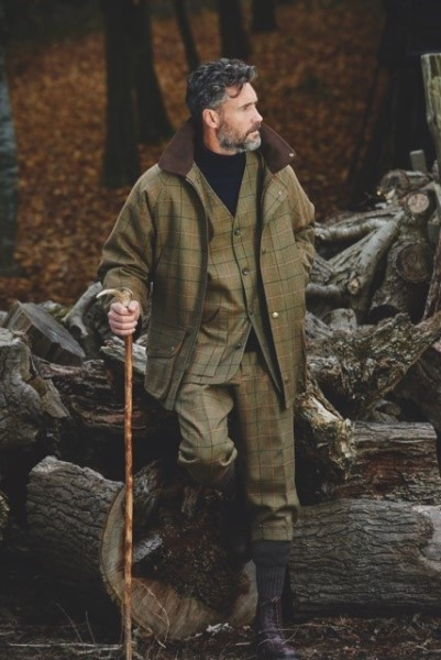 LOGO_Oxford Field Coat , Moorland Vest & Breeks