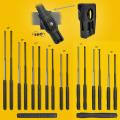 LOGO_Expandable batons with SWIVELLING holder