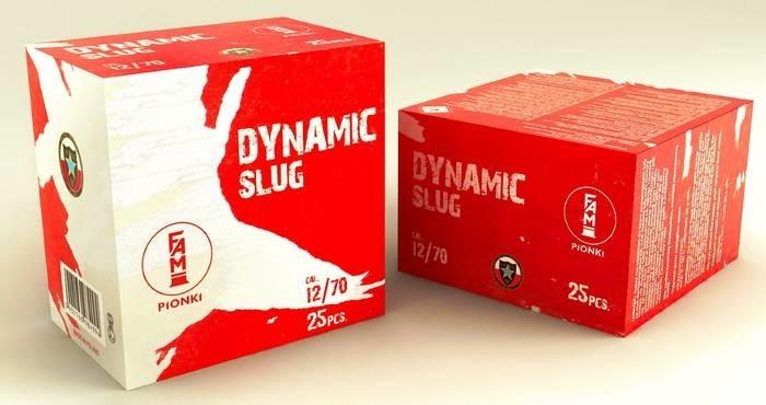 LOGO_Munition Dynamische Geschoss cal. 12/70