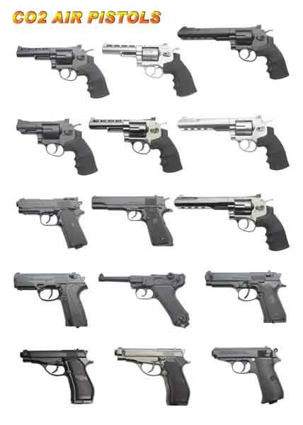 LOGO_CO2 Air Pistols