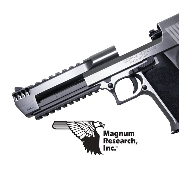 LOGO_Magnum Research® Desert Eagles® in All Stainless Steel