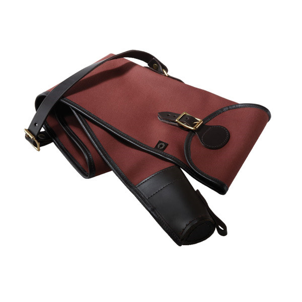 LOGO_Rosedale Canvas roll up Shotgun Slip
