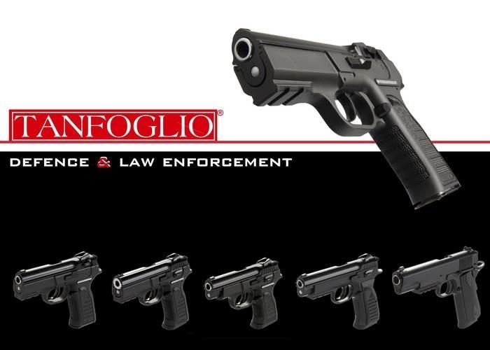 LOGO_DEFENCE & LAW ENFORCEMENT PISTOLS