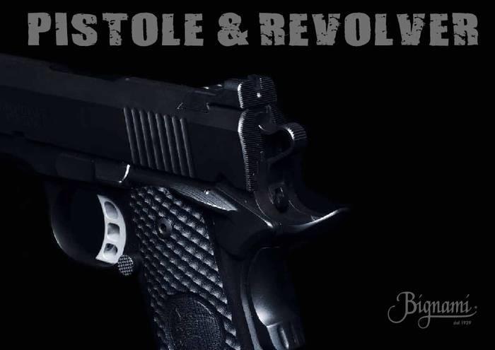 LOGO_Pistols and Revolvers