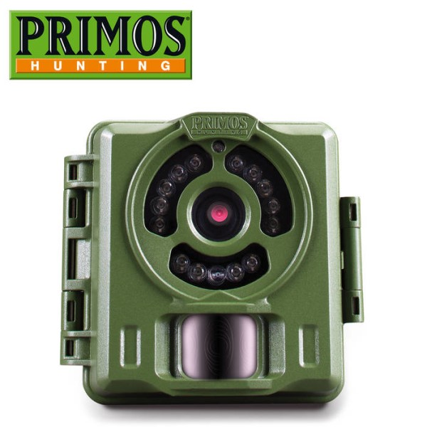 LOGO_Primos Bullet Proof 2 Trail Camera
