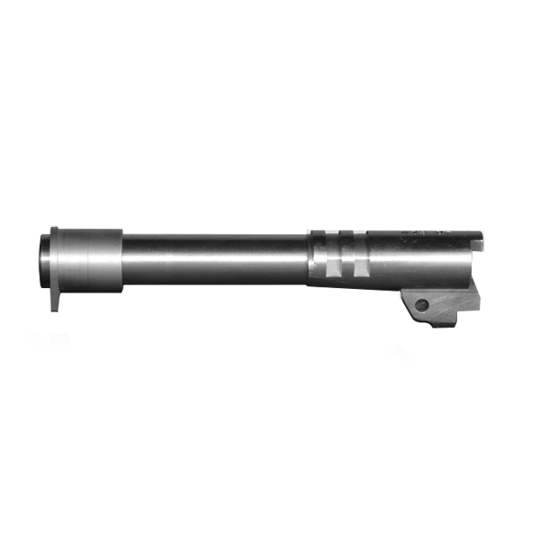 "LOGO_5.0"" Bushing Barrel, Fully"
