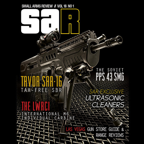 LOGO_Magazine: Small Arms Review