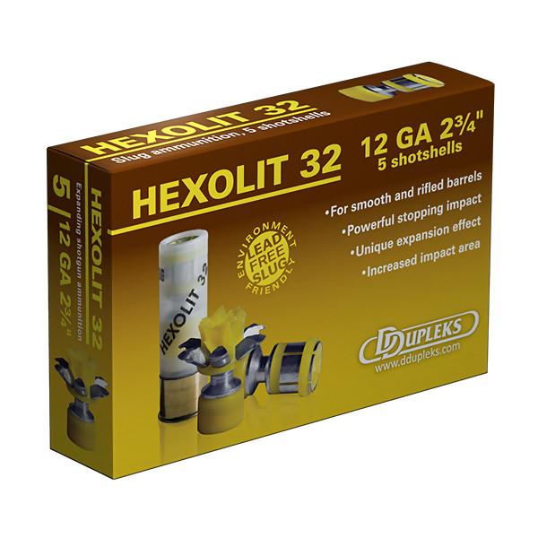 LOGO_Hexolit 32 Flintenlaufgeschossmunition