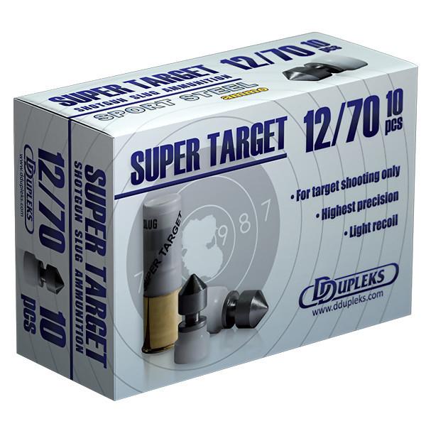 LOGO_Super Target Flintenlaufgeschoss-sportmunition