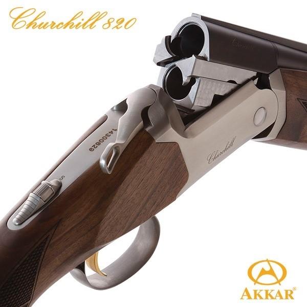 LOGO_Churchill Over & Under Shotguns