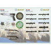 LOGO_Air Pistol Set_Craft Gun_Rifle Scope