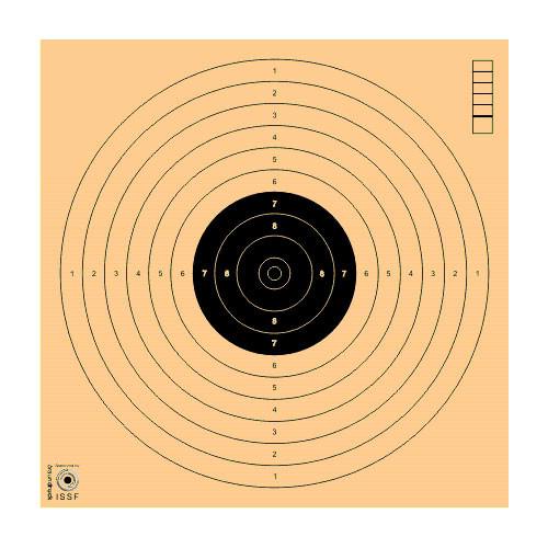 LOGO_Luftpistolenscheibe