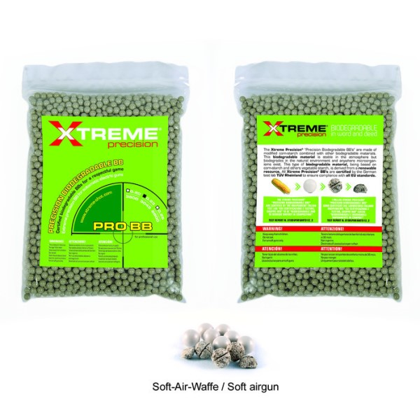 LOGO_Xtreme Precision Biodegradable BB's Tan color