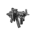 LOGO_FAB M4-MP5 FK Folding and Collapsible Buttstock for HK MP5 and Clone