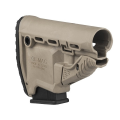 LOGO_FAB GL-MAG M4/M16/AR15 Survival Buttstock with Mag Carrier