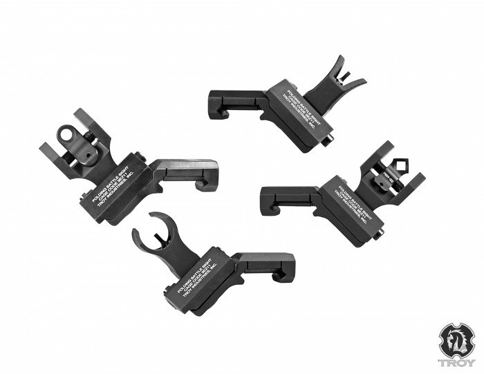 LOGO_TROY 45 Degree Offset Folding Sights