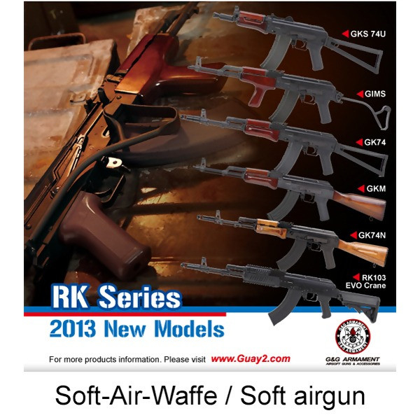 LOGO_RK Series - 2013 New Models