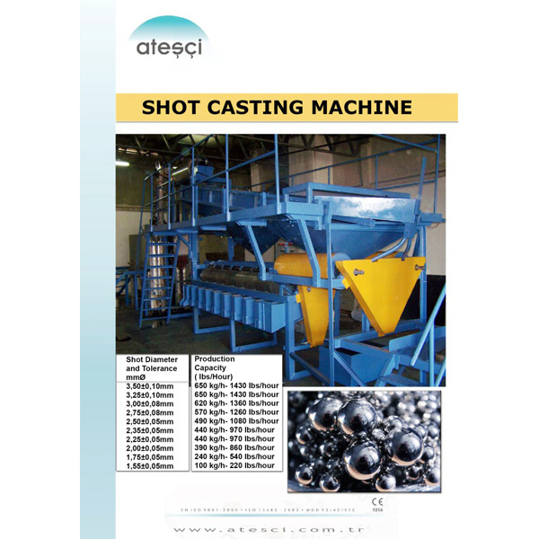 LOGO_Lead Shot Production Machine