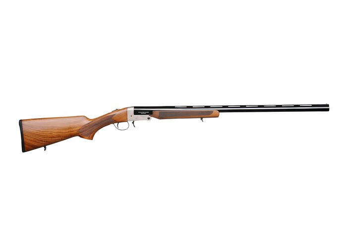 LOGO_Single Barrel Model Shotgun