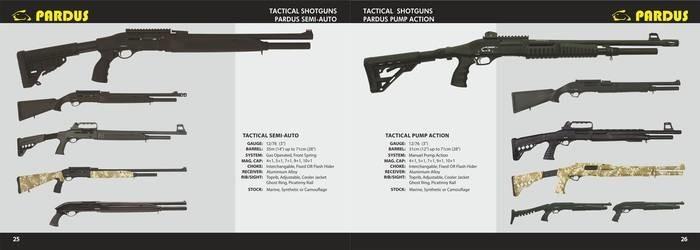 LOGO_Tactical Repetierflinte, HalbAutomatischeflinte