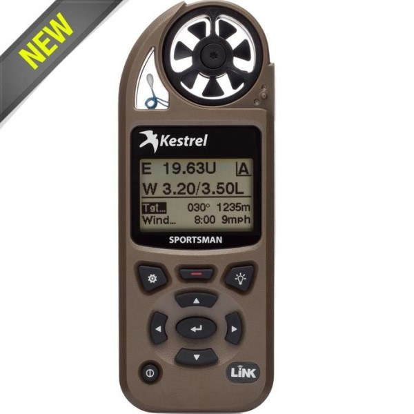 LOGO_Kestrel Sportsman Weather Meter with Applied Ballistics