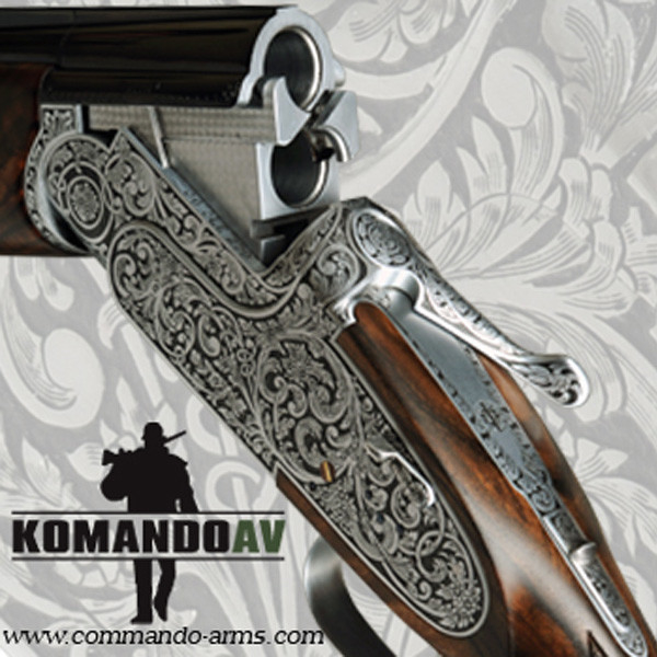 LOGO_Over & Under Premium Series SideLock Shotgun