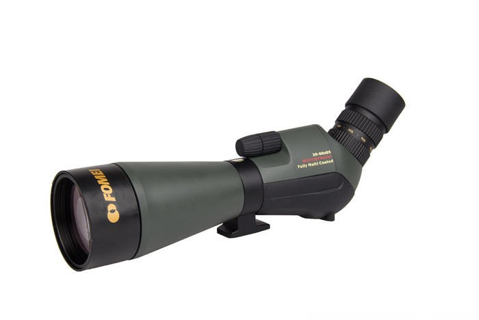 LOGO_FOMEI 20-60x85 FOREMAN PRO ED DF Spoting Scope
