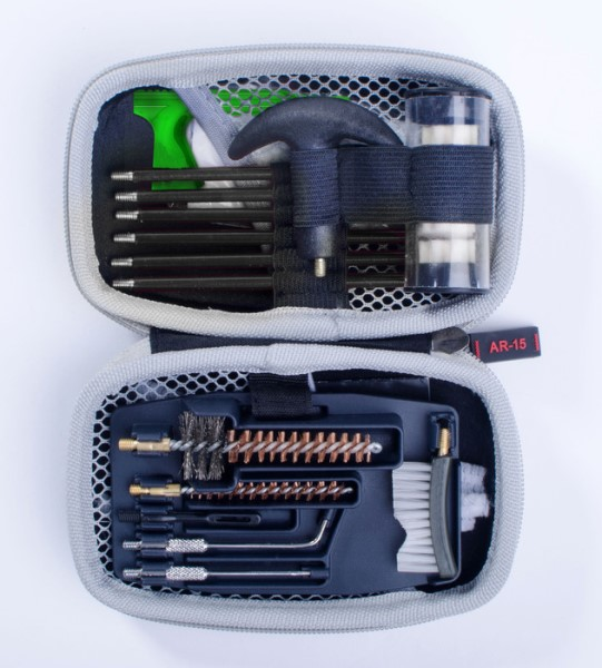 LOGO_AR15 gun cleaning kit
