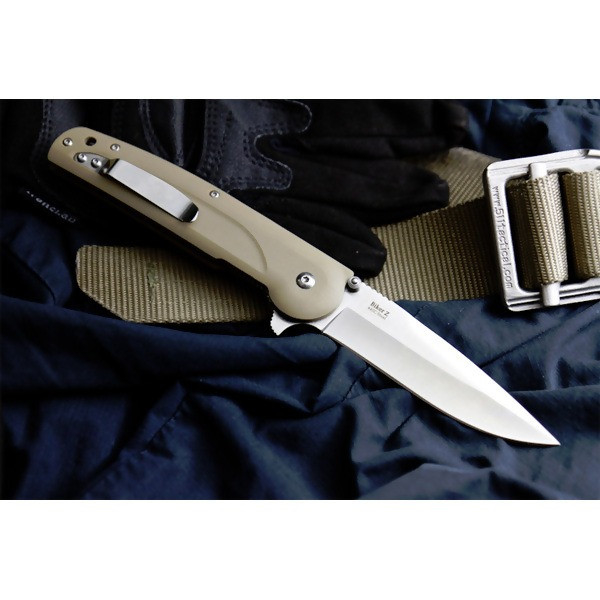LOGO_Folding Knives - Biker Z 440C Satin