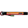 LOGO_VBpower 7.4V 25C 1300mAh Li-Poly Battery (Stick Type)