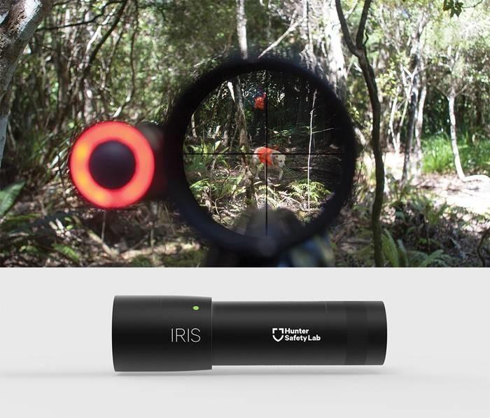LOGO_IRIS™ Active Detection System