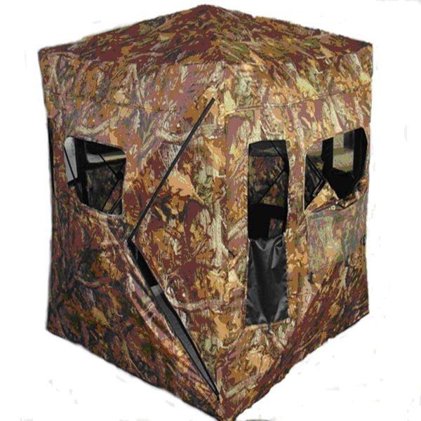 LOGO_Camouflage Hunting Blind