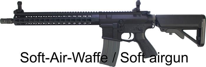 LOGO_Airsoft gun URX4-13 (our model CA083M)