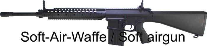 LOGO_Airsoft gun M110-URX2 (our model no.CA086M)