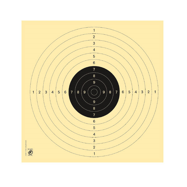 LOGO_Precision Pistol Target 25/50 m