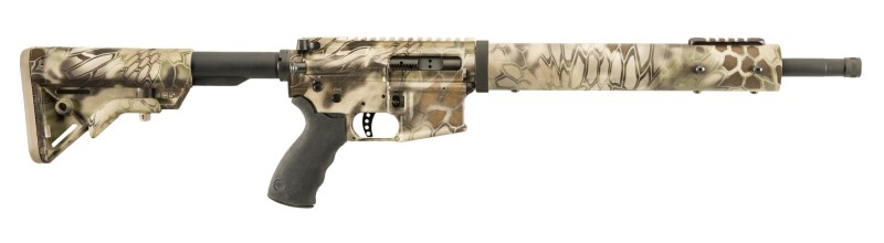 LOGO_.50 Beowulf® Hunter rifle