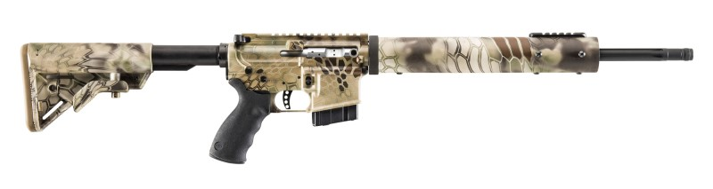 LOGO_6.5 Grendel Side-Charging Hunter rifle
