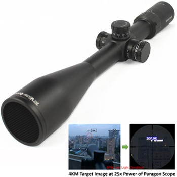 LOGO_Paragon 5-25x56 Riflescope Super Sharp Clear with Germany Schott Glass 1/10 MIL for Long Range 4KM Hunting Shooting SCOL-03