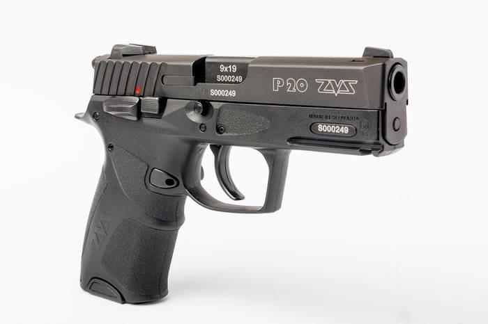 LOGO_Pistol ZVS P20 standard