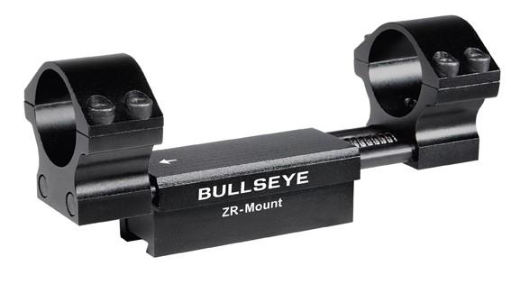 LOGO_Bullseye Zielfernrohre und Montagen