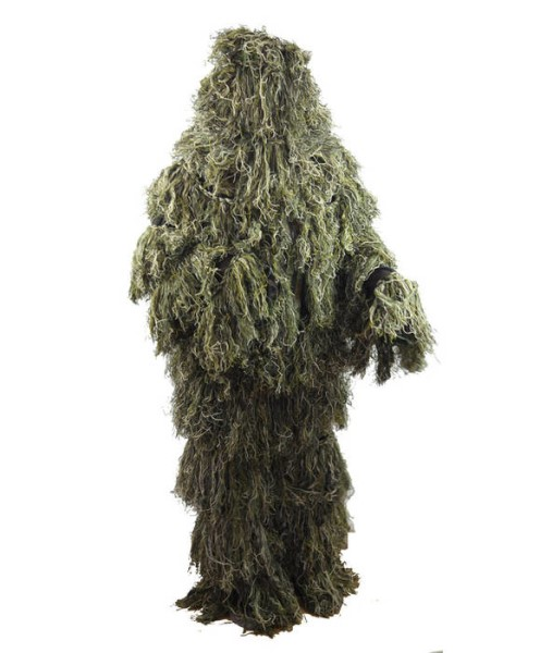 LOGO_Woodland ghillie suit