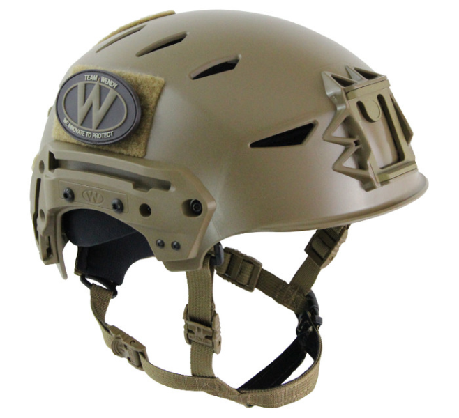 LOGO_EXFIL LTP Bump Helmet