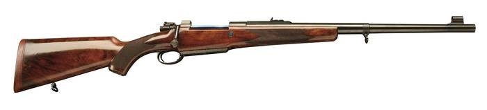 LOGO_Big Game bolt-action rifle
