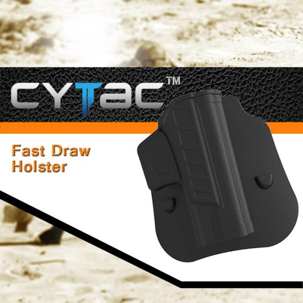 LOGO_Fast Draw Holster