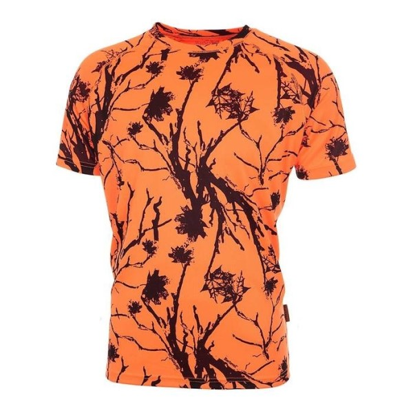 LOGO_BREATHABLE TEE-SHIRT DIEGO CAMO
