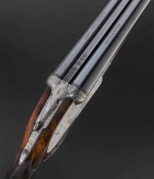 LOGO_Doppelflinte Holland & Holland Royal Hammerless Gun