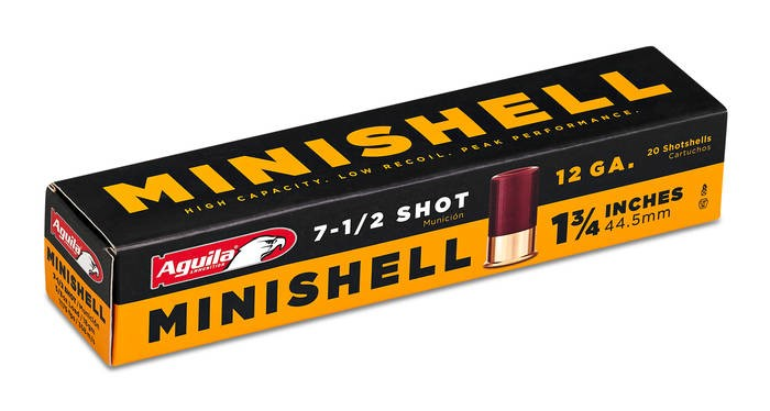 LOGO_Aguila Minishell-Munition