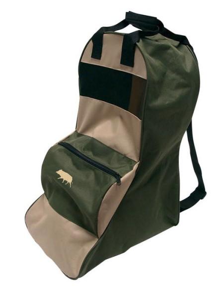 LOGO_Boots bag with shoulder strap