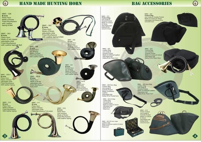 LOGO_Hand made hunting Horns